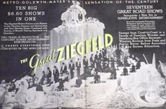 "Read article ""Ziegfeld and The Showgirl"" at the Classic Movie Hub http://www.classicmoviehub.com/blog/ziegfeld-and-the-showgirl/"