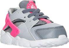 d4ec31db5af62 Girls' Toddler Nike Huarache Run Running Shoes | Finish Line Toddler Nikes,  Toddler Girl