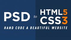 Role of CSS in #PSDtoHTML Conversion Process