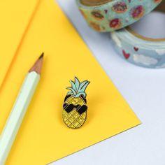 Pedro the Pineapple Pin