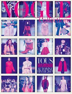 Vogue Paris Collection AW14