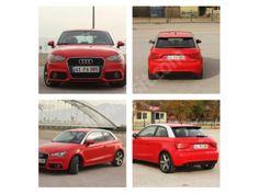 Audi A1 1.4 TFSI a1 s paket fuar çıkışlı ayrıcalıklı