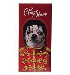 Dunkle Schokolade Nr 2 Michael Jackson
