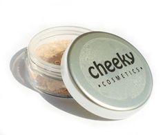 Natural Mineral Foundation: Cheeky Cosmetics - Available at Karmavore