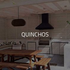 HOME - Ampliate.clAmpliate.cl | Techos de terraza, Quinchos, Cobertizos Backyard Patio Designs, Picnic Table, House Plans, Bbq, Sweet Home, Dining Table, Projects, Outdoor, Furniture