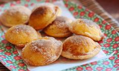 Baked cinnamon doughnuts with Nutella filling - Kidspot