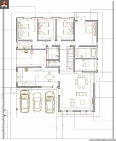 Casa 4 Quartos - 255.22m²