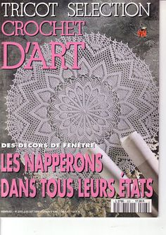 TS crochet d'art n° 233 – Jo D – Picasa tīmekļa albumi #crochet books /#afs collections