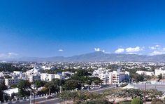 Beautiful view of Santiago Dominican Republic
