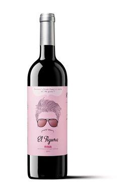 El figura :) Rioja Wine. Spain.