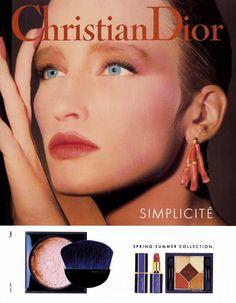 Lisa Fallon, Dior 'Simplicite' Ad