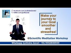 Scientific Meditation Private Online Training Class for working professionals 22 July 2020. Willpower and Life Balance-sheet. Scientific Meditation Workshop every Wednesday. Coach Jyotindra Zaveri. Learn Scientific Meditation - Meditation Concepts and Practical. Jyotindra Zaveri, Scientific Meditation Consultant, and Trainer. Business Evangelist. WhatsApp +91 9552846949 Balance Sheet, Achieving Goals, Meditation Techniques, Training Classes, Willpower, Wednesday, Workshop, Learning, Business
