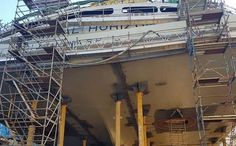 Carnival Cruise Line in Italy has given us a sneak peek at the upcoming Carnival Horizon. The ship will be the second Vista class coming in 2018.