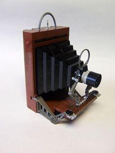 lego vintage camera