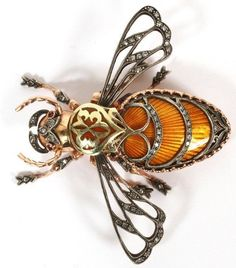 Exhilarating Jewelry And The Darkside Fashionable Gothic Jewelry Ideas. Astonishing Jewelry And The Darkside Fashionable Gothic Jewelry Ideas. Bee Jewelry, Insect Jewelry, Gothic Jewelry, Sea Glass Jewelry, Antique Jewelry, Jewelry Box, Jewelery, Jewelry Accessories, Vintage Jewelry