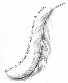 This shall be my next one.now to find a great artist! - This shall be my nex. - This shall be my next one….now to find a great artist! – This shall be my next one….now to - White Feather Tattoos, Feather Tattoo Design, Feather Art, Black Tattoos, Cute Tattoos, Body Art Tattoos, Hand Tattoos, Nature Tattoos, Tattoo Art