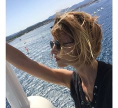 This summer, Doutzen Kroes, Anja Rubik, Joan Smalls and Alessandra Ambrosio have all jetted off to St. Tropez for some fun in the sun. From Leonardo DiCaprio's villa and Le Club 55 to dazzling yachts and portside afternoons, we compile the best of their Riviera adventures as seen on Instagram.