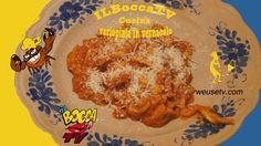 #ilboccatv - #Trippa alla #fiorentina...e la #fame s'avvicina! Produzione: WeUSETV - http://www.weusetv.com Facebook: https://www.facebook.com/ilboccatv G+: https://plus.google.com/u/0/+IlBoccaTV/posts Ingredienti per circa 4/5 persone (Livornese): un ber chiletto di trippa co' 'n poino di centopelle; un ber trito di cipolla rossa, carotina, sedano se' etti di pomodoro un cucchiaione di 'oncentrato una sporveratina di parmigiano sale e pepe vanto basta olio di vello bono