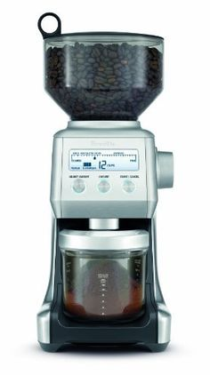 A full comparison between Breville Smart Grinder vs. Bodum Bistro Electric Burr Coffee Grinder - learn the difference and which is best to buy. Best Coffee Grinder, Best Coffee Maker, Drip Coffee Maker, Coffee Grinders, Coffee Percolator, Espresso Machine Reviews, Espresso Maker, Cool Kitchen Gadgets, Cool Kitchens