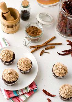 Gluten Free Vegan Mexican Chocolate Cupcakes Recipe