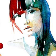 Bela aquarela | Vikulina