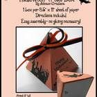 Surprise your students on Halloween with a special surprise on their desks! For best results, photocopy the boxes onto sheets of cardstock. Assembly is easy- about 5 minutes or less per box- no gluing necessary! Fill each box with a surprise message or a treat and then tie the bow. So easy and so cute!