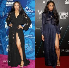 Ciara In Zuhair Murad & Dsquared² – Essence 6th Annual Black Women In Music Event