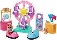 Barbie Chelsea Doll, Barbie Doll Set, Barbie Sets, Doll Clothes Barbie, Barbie Club, Barbie Girl Toys, Barbies Dolls, Accessoires Barbie, Club Chelsea