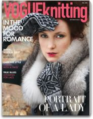Vogue Knitting is now available for your iPad! Get each issue of the ultimate knitting magazine in full—from the in-depth articles and product reviews to the dozens of innovative fashions, patterns and more—delivered right to your device and stored for your archives.