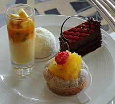 80 pairs of shoes shangri la london afternoon tea the shard pastries