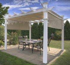 Can there really be a garden arbour that's truly maintenance free? Yes! These high quality vinyl garden arbours, pergolas and trellis applications provide total freedom from maintenance. They never need painting, staining