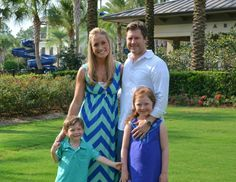 Learn more about this growing family and what they love about Nocatee!