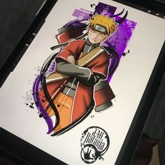what would y'all think of this design turned into a tattoo? Anime Naruto, Naruto Shippudden, Naruto Shippuden Sasuke, Kakashi Drawing, Naruto Drawings, Japanese Tattoo Art, Japanese Sleeve Tattoos, Cartoon Tattoos, Anime Tattoos