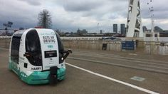 ROXANA REY: TRANSPORTE En Londres se probará el uso de un auto...