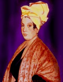 Marie Laveau.  Never mind the Voodoo aspect.  Take that away and look at what history is known of her and she was a woman beyond her times.