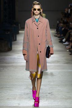 Dries Van Noten Spring 2016 Ready-to-Wear Fashion Show - Molly Bair (Elite)