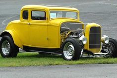 Top 15 Hot Rods From The Movies: #1 Milner's 1932 Ford Coupe