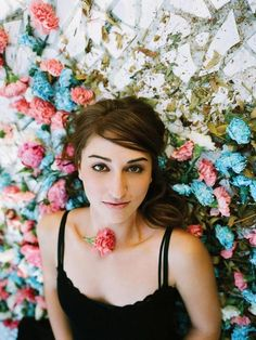 Sara Bareilles, aka the coolest most quirkiest and talented celebrity in all the land
