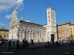 Provinzhaupstadt Lucca in der Toskana www.traumtoskana.com