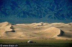 Khongoryn Els Sand Dunes, Gobi Desert | 709 - Mongolie - Dunes de Khongoryn Els, désert de Gobi