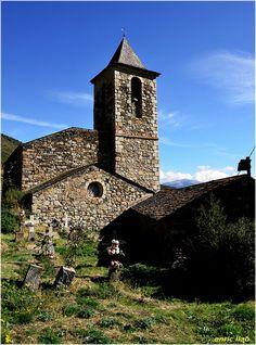 Sant Serni de Meranges (Romanic S XII), Catalunya