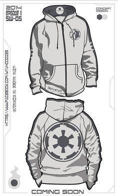Death Star Hoodie Concept Buy the hoodie today @ https://www.etsy.com/shop/WYVHOODIES