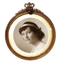 Tatiana Nikolaevna - Romanov sisters