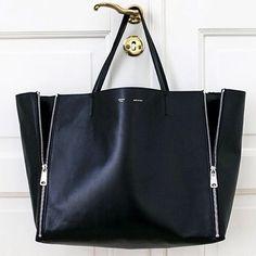 732b16471137 Minimal + Classic  Céline Gusset Cabas for my 2015 wishlist 😁 · Mk  HandbagsHandbags ...