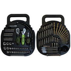 Logix 118-piece Tool Set Combo Logix http://amzn.to/2jLDQRc #free #shipping #amazon #Canada #tool