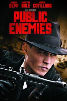 Public Enemies (2009) Regarder Public Enemies (2009) en ligne VF et VOSTFR. Synopsis: Basé sur l'histoire vraie de John Dillinger, un braqueur de banque hors pair qui a s...