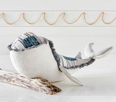 Whale Plush | Pottery Barn Kids