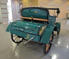 Opel Patentmotorwagen : 1899