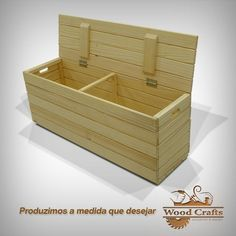 Garage Storage Shelves, Diy Storage Boxes, Wood Projects, Woodworking Projects, Poultry Equipment, Hallway Designs, Toy Boxes, Carpentry, Wooden Boxes