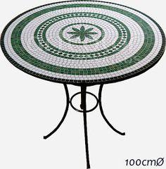 Arte com mosaicos personalizados para casa e jardim Mosaic Tile Designs, Mosaic Diy, Mosaic Crafts, Mosaic Projects, Mosaic Tiles, Mosaic Outdoor Table, Outdoor Table Tops, Outdoor Decor, Mosaic Furniture